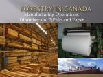 forestry in canada11