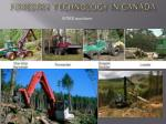 forestry technology in canada