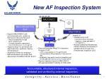 new af inspection system