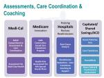 assessments care coordination coaching1
