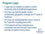 program logic