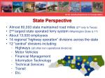 state perspective