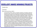 excellent award winning projects2