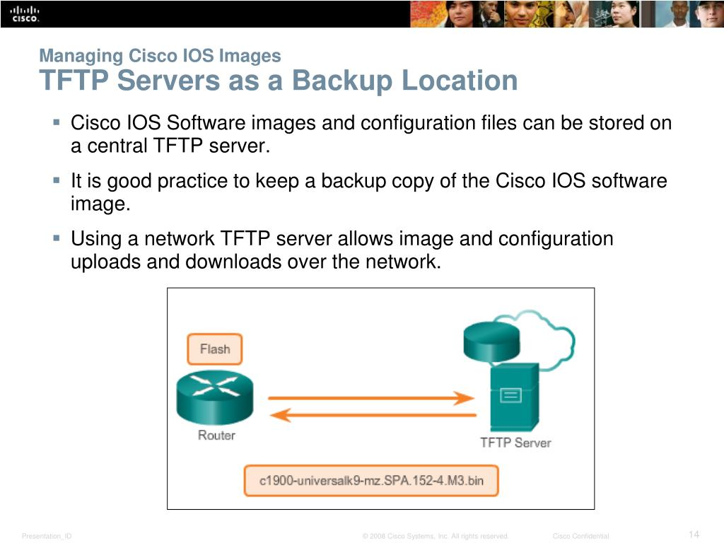 PPT - Chapter 9 : IOS Images and Licensing PowerPoint