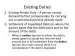 existing duties1