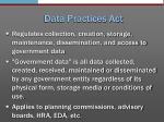 data practices act