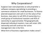 why corporations