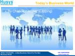today s business world