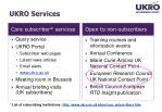 ukro services