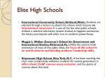 elite high schools1