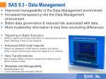 sas 9 3 data management