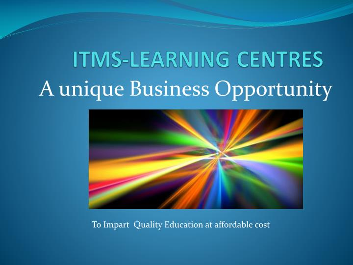 itms learning centres n.