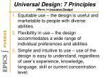 universal design 7 principles mace in inclusive design