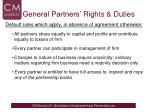 general partners rights duties3