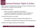general partners rights duties4