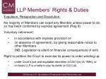 llp members rights duties2