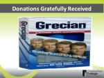 donations gratefully received