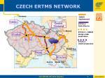 czech ertms network