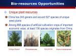 bio resources opportunities2