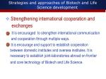 strategies and approaches of biotech and life science development5
