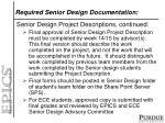 required senior design documentation2