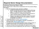 required senior design documentation3