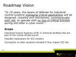 roadmap vision