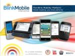 the blink mobility platform mobile enabling your local authority