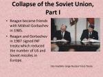 collapse of the soviet union part i