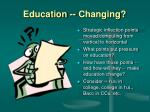education changing1