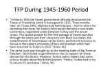 tfp during 1945 1960 period2