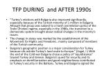 tfp during and after 1990s21