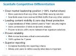 scansafe competitive differentiation