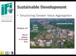 sustainable development1