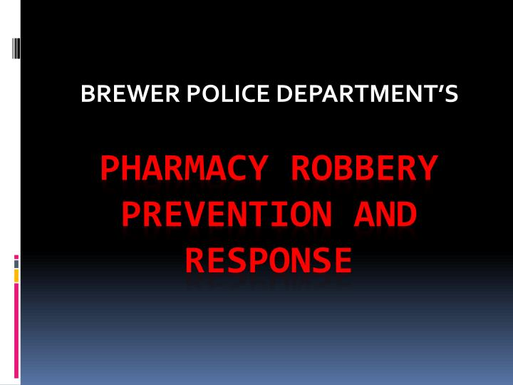 brewer police department s n.