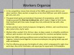 workers organize
