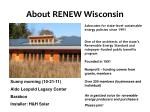 about renew wisconsin
