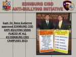 edinburg cisd anti bullying initiative5