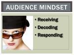 audience mindset
