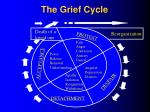 the grief cycle