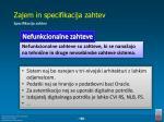zajem in specifikacija zahtev9