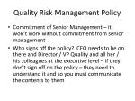 quality risk management policy2