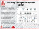 building management system bms
