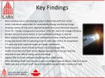 key findings