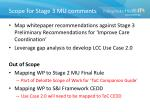 scope for stage 3 mu comments