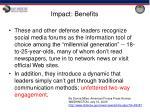 impact benefits4