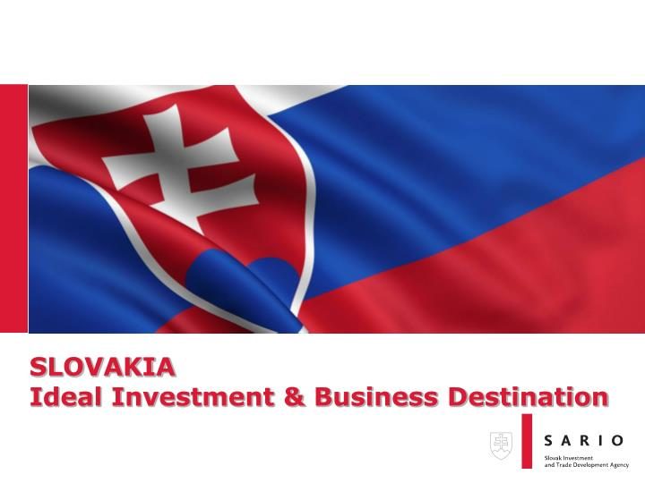 slovakia ideal investment business destination n.