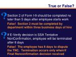true or false1