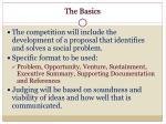 the basics1