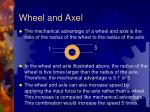 wheel and axel1